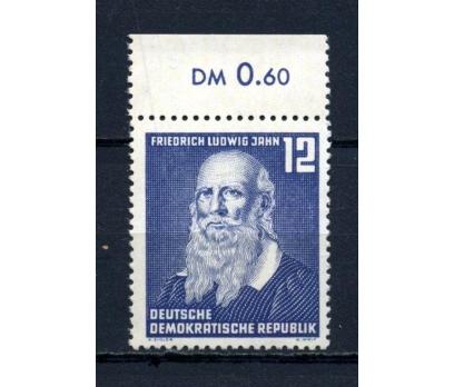 DDR ** 1952 F.L.JAHN TAM SERİ SÜPER (110515)