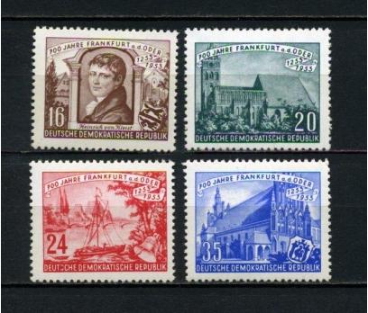 DDR ** 1953 FRANKFURT 700.YIL TAM S.SÜPER (110515)