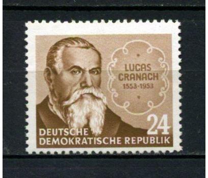 DDR ** 1953 LUCAS CRANACH TAM SERİ SÜPER (110515)