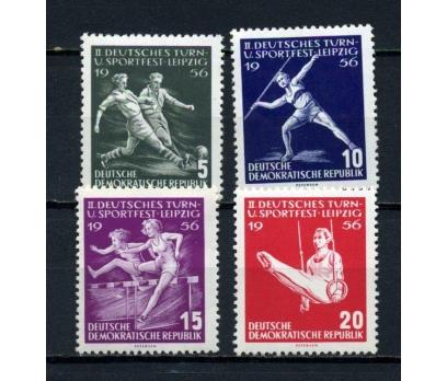 DDR ** 1956 SPOR FESTİVALİ TAM SERİ SÜPER (120515)
