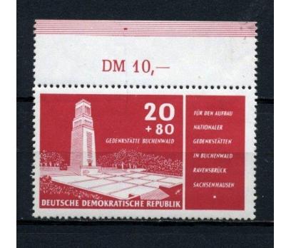 DDR ** 1956 ULUSAL ANIT TAM SERİ  (130515)