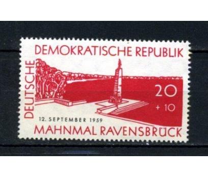DDR ** 1959 ANIT TAM SERİ SÜPER(160515)