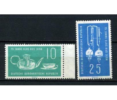 DDR ** 1959 CAM SANATI TAM SERİ SÜPER(160515)