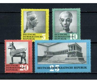 DDR ** 1959 SANAT TAM SERİ SÜPER (160515)