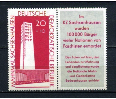 DDR ** 1960 ANIT TABLI TAM SERİ SÜPER (160515)