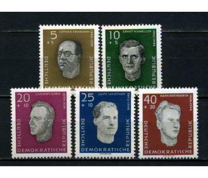 DDR ** 1960 ÜNLÜLER TAM SERİ SÜPER (160515)