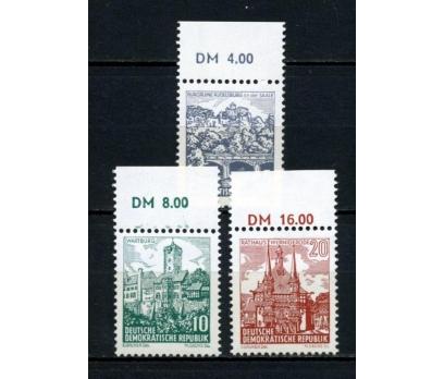 DDR ** 1961 MANZARALAR TAM SERİ SÜPER (170515)
