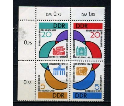 DDR ** 1962 ÖĞRENCİ & GENÇLİK TAM SERİ (170515)