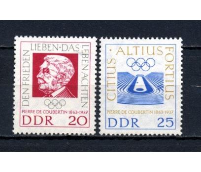 DDR ** 1963 COUBERTİN 100.D.Y. TAM S.SÜPER(170515)