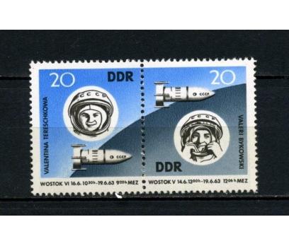 DDR ** 1963 UZAY TAM SERİ SÜPER (170515)