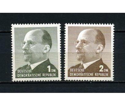 DDR ** 1963 WALTER ULBRİCHT TAM SERİ SÜPER(170515)
