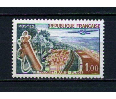 FRANSA ** 1962 PARİS TAM SERİ SÜPER (230515)