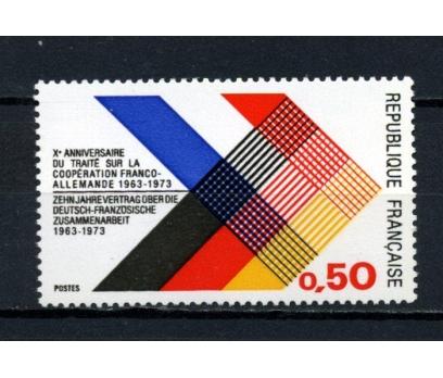 FRANSA ** 1973 ÇALIŞMA TAM SERİ SÜPER (230515)