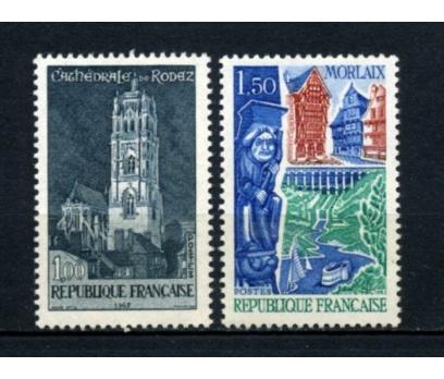 FRANSA ** 1967 TURİZM  TAM SERİ SÜPER (020615)
