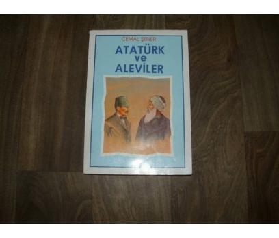 ATATÜRK VE ALEVİLER CEMAL ŞENER ANT YAYIN- 1994 1