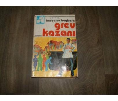 GREV KAZANI BARBAROS BAYKARA AKYAR YAYIN- 1974