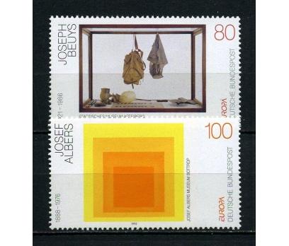 ALMANYA ** 1993 EUROPA CEPT TAM SERİ (260615)