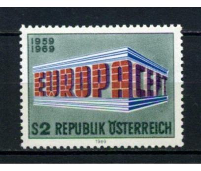 AVUSTURYA ** 1969 EUROPA CEPT TAM SERİ (090615)
