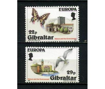 CEBELİTARIK ** 1986 EUROPA CEPT TAM SERİ (220615)