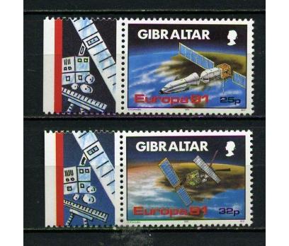 CEBELİTARIK ** 1991 EUROPA CEPT TAM SERİ (250615)