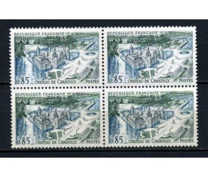 FRANSA** 1969 CHANTILLY ŞATOSU DBL TAM S.( 030615)