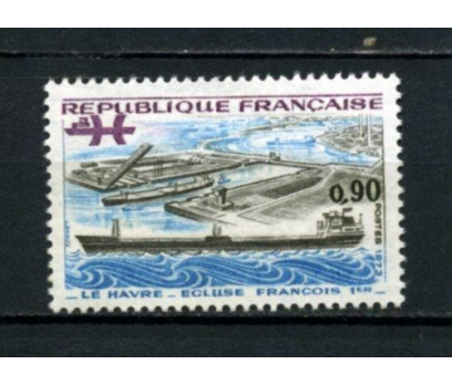 FRANSA ** 1973 DENİZ BARAJI TAM SERİ (050615) 1