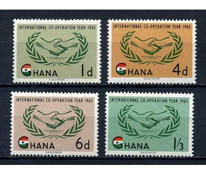 GANA ** 1965 M. İŞBİRLİĞİ TAM SERİ SÜPER (140615)