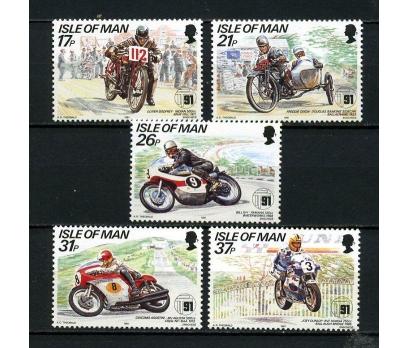 MAN ADASI ** 1991 MOTORLAR TAM SERİ SÜPER (140615)