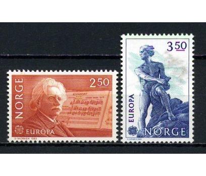 NORVEÇ ** 1983 EUROPA CEPT TAM SERİ(120615)