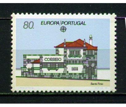 PORTEKİZ ** 1990 EUROPA CEPT TAM SERİ (250615)