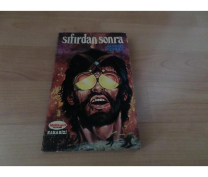 SIFIRDAN SONRA - ALFRED COPPEL MACERA ROMAN