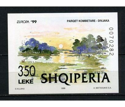 ARNAVUTLUK ** 1999 EUROPA CEPT BLOK  (010715)