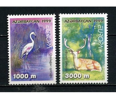 AZERBAYCAN ** 1999 EUROPA CEPT TAM SERİ  (010715)