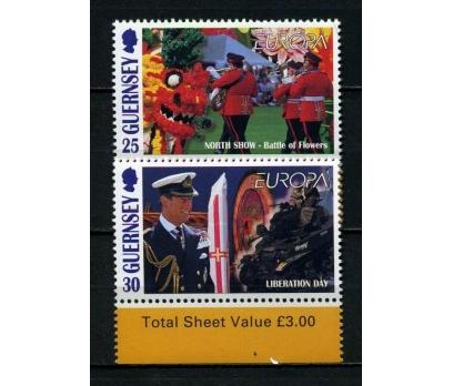 GUERNSEY ** 1998 EUROPA CEPT TAM SERİ (010715)