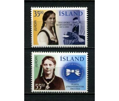 İZLANDA ** 1996 EUROPA CEPT  TAM SERİ(290615)