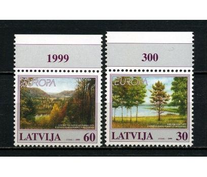LETONYA ** 1999 EUROPA CEPT TAM SERİ (020715)