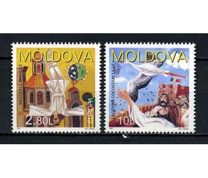 MOLDOVA ** 1997 EUROPA CEPT TAM SERİ(300615)