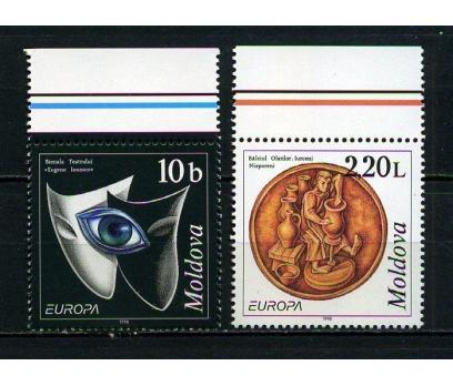 MOLDOVA ** 1998 EUROPA CEPT TAM SERİ (010715)