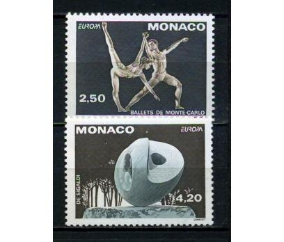 MONAKO ** 1993 EUROPA CEPT TAM SERİ (270615)