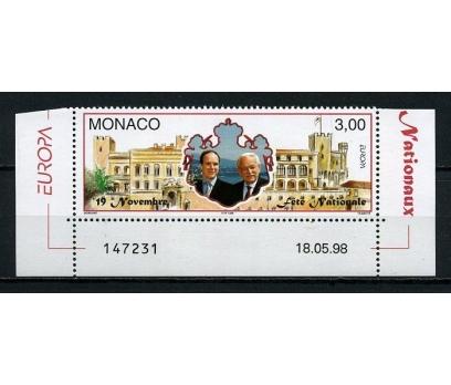 MONAKO ** 1998 EUROPA CEPT TAM SERİ  (010715)
