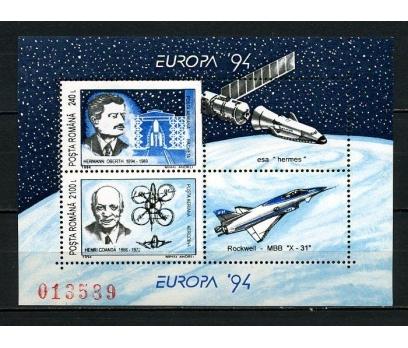 ROMANYA ** 1994 EUROPA CEPT BLOK (280615)