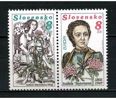 SLOVAKYA ** 1996 EUROPA CEPT  TAM SERİ (290615)