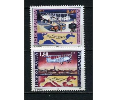 YUGOSLAVYA ** 1994 EUROPA CEPT TAM SERİ (270615)