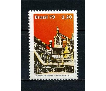 BREZİLYA ** 1979 DEMİR ÜRETİMİ TAM SERİ  (050715)