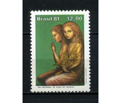 BREZİLYA ** 1981 ŞÜKRAN GÜNÜ TAM SERİ (050715)