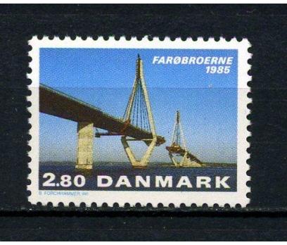 DANİMARKA ** 1985 FARO KÖPRÜSÜ TAM SERİ (070715)