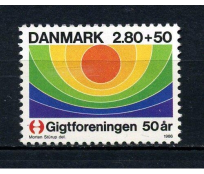 DANİMARKA **1986 ARTRİT HASTALARI B TAM S.(070715)