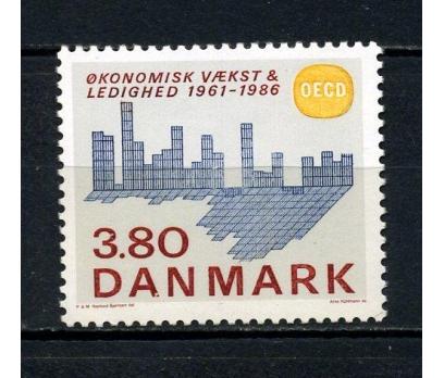 DANİMARKA ** 1986 OECD 25.YIL TAM SERİ (070715)