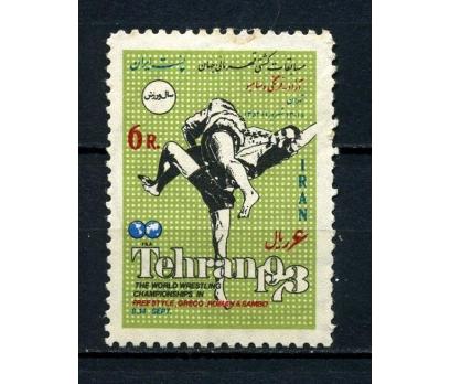 İRAN ** 1973 D.GÜREŞ ŞAMP. TAM SERİ (090715)