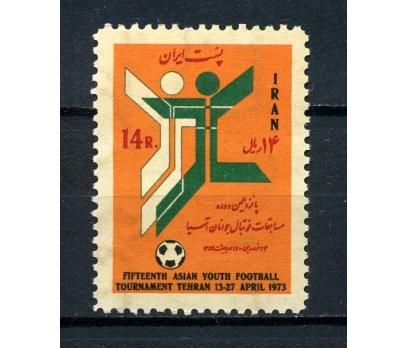İRAN ** 1973 FUTBOL TAM SERİ (090715)